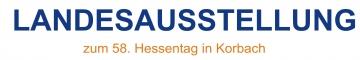 Messe-Marburg Landesausstellung Logo